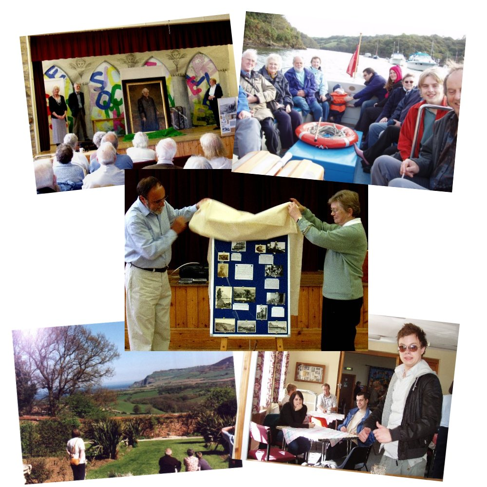 A small selection of photographs from our many past events