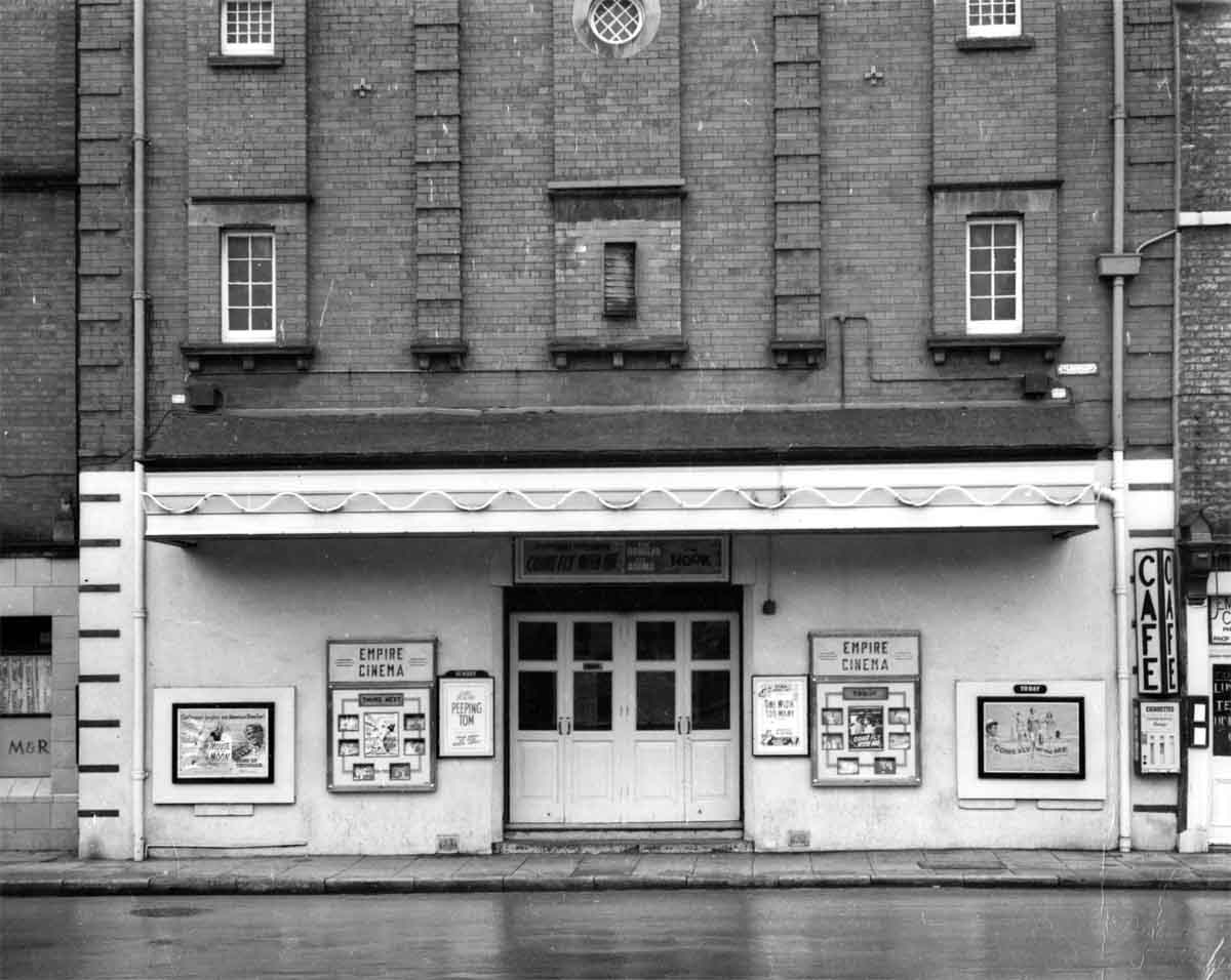 Whitby Empire Cinema, c1960